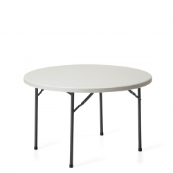 "Lite-Lift II | 48"" Round Folding Table"