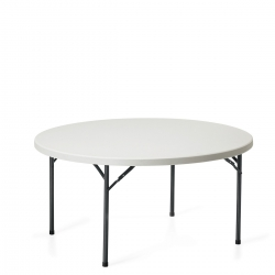 "Lite-Lift II | 60"" Round Folding Table"
